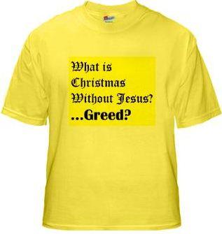 Christmas Greed