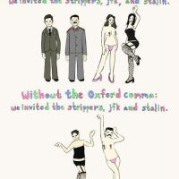 The Oxford Comma