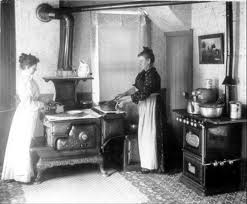 Women in Kitchen
