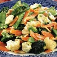Chinese Vegetables and the Dude