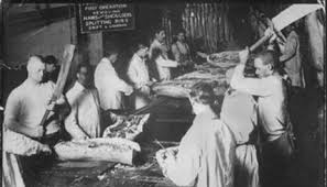 meat packing