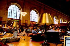 NYPL Readingroom