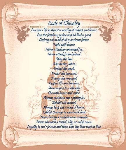 code-of-chivalry