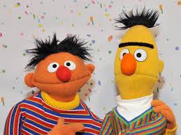 Burt & Ernie