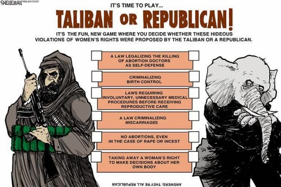 GOP or Taliban