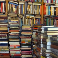 A Pile of Books Is Called a ???