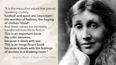 Virginia-Woolf-values