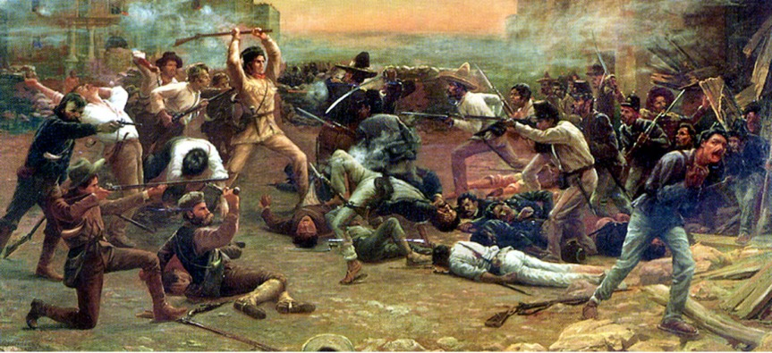 The Alamo: Why Did ItHappen?